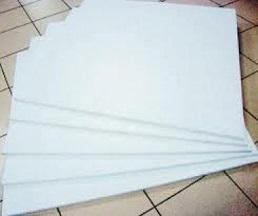 Placas de poliestireno para techos
